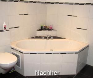 Bad nachher