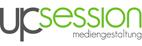 Logo von upsession Mediengestaltung Kempten